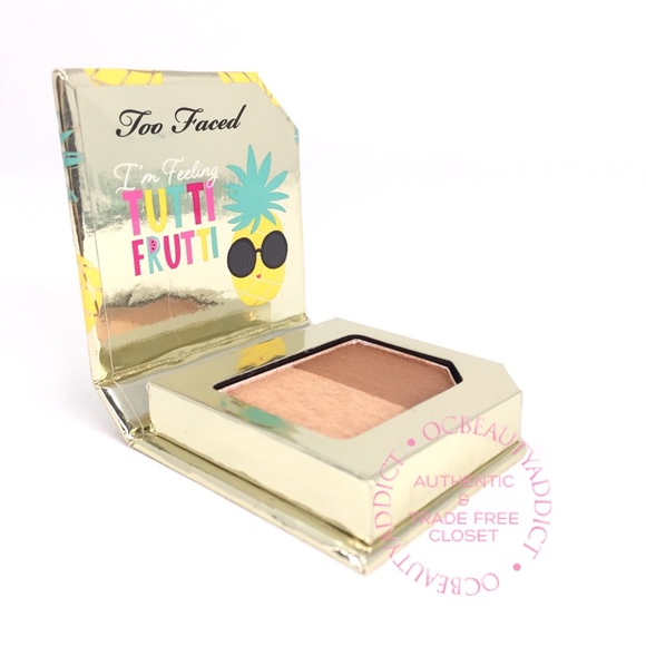 Too Faced Other - Too Faced Pineapple Paradise Bronzer Mini